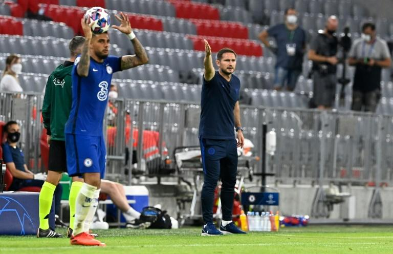 'We'll learn from this': Chelsea boss Lampard mulls Bayern mauling