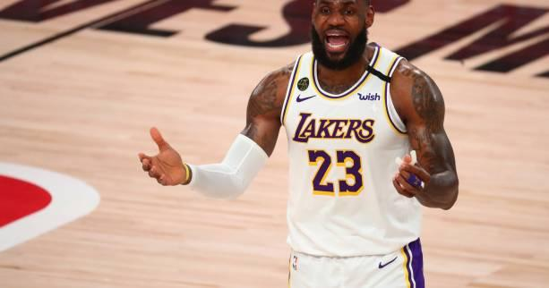 Basket - NBA - NBA : LeBron James vexé par le vote pour le MVP