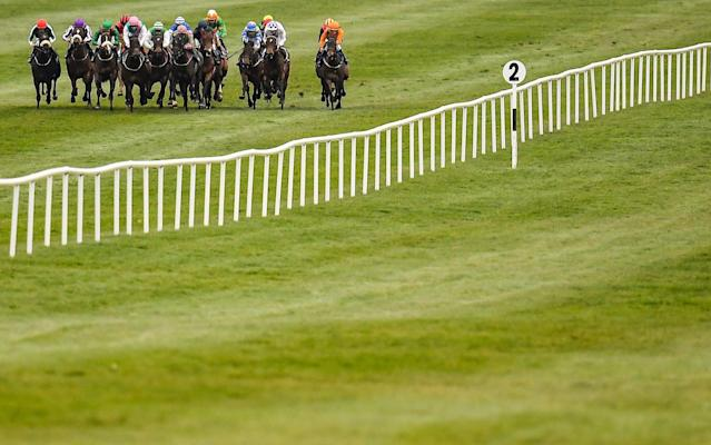 Horse racing poised for June 8 return in Ireland - GETTY IMAGES