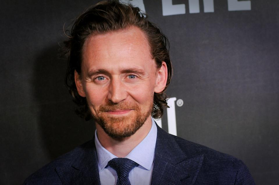 HUDSON THEATER, NEW YORK CITY, NY, UNITED STATES - 2019/08/08: Tom Hiddleston attends the