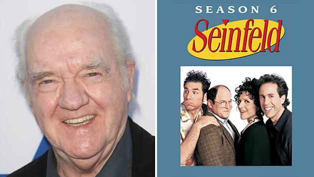 Richard Herd Dies: 'Seinfeld's Mr. Wilhelm & 'China Syndrome ...
