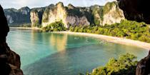 <p>There's nothing that brings on that I-<em>need-</em>to-be-there feeling quite like a tropical beach. A getaway to somewhere exotic, like Fiji or Bora Bora, where all that's on your itinerary is to sip a cocktail and gaze into the turquoise waters ahead sounds pretty blissful.</p><p>If you're seeking a slice of paradise, we've compiled a list of the 50 best beaches in the world to put on your bucket list.</p>