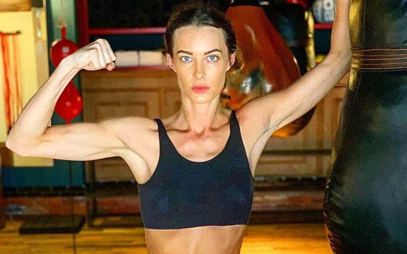'There's no fakeness and people like that' - pictured: Emily Hartridge