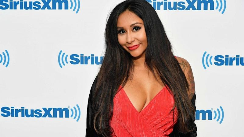 Snooki leaked pics not censored