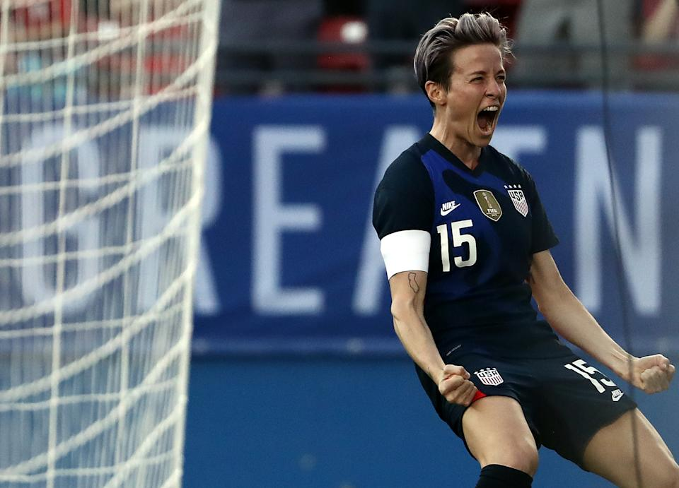 U.S. Soccer's latest move was never going to be popular with the USWNT. Or, y'know, women in general. (Photo by Ronald Martinez/Getty Images)