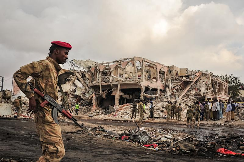 Why Isn't Somalia's '9/11' Drawing As Much Global Attention?