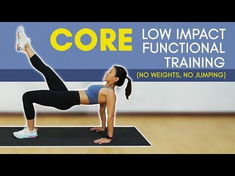 "<p>It's always beneficial to build a strong core no matter your fitness goal. This low impact 30-minute workout video helps you do just that without any equipment. After a few sessions, you'll definitely notice that other workouts are a little easier to handle. </p><p><a href=""https://www.youtube.com/watch?v=s4swVrc3fYA"" rel=""nofollow noopener"" target=""_blank"" data-ylk=""slk:See the original post on Youtube"" class=""link rapid-noclick-resp"">See the original post on Youtube</a></p>"