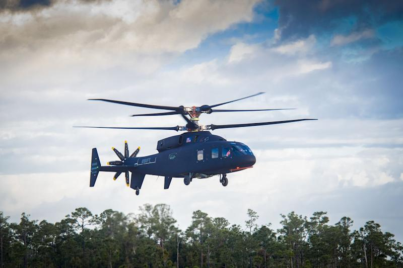Photo credit: Sikorsky-Boeing