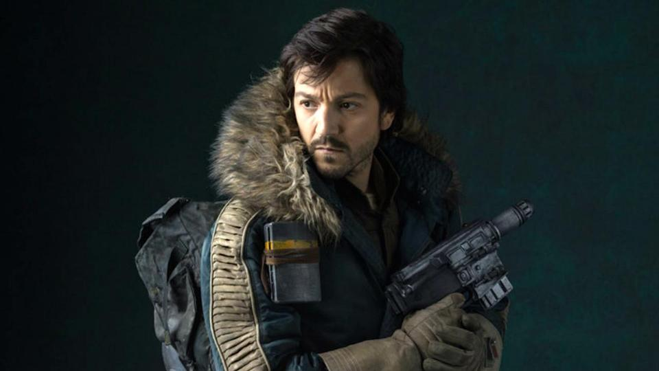 <p> <strong>Release date:</strong>&#xA0;2021 </p> <p> A little less high profile, but still noteworthy nonetheless. There&apos;s a&#xA0;Rogue One&#xA0;prequel coming to Disney Plus, with Diego Luna reprising his role as Rebel Alliance spy Cassian Andor and Alan Tudyk returning as the droid K-2SO. The new series is being billed as &#x201C;a rousing spy thriller will explore tales filled with espionage and daring missions to restore hope to a galaxy in the grip of a ruthless Empire.&#x201D; </p> <p> Tony Gilroy, who took over directing duties of Rogue One from Gareth Edwards during production, created the new series. Stellan Skarsg&#xE5;rd, Adria Arjona, Fiona Shaw, Denise Gough, Kyle Soller and Genevieve O&#x2019;Reilly as Mon Mothma have all joined the cast. </p>