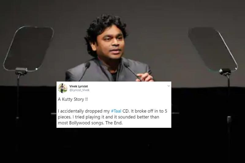 AR Rahman Saying Bollywood Gang is Stopping Him from Getting Work Stuns Fans