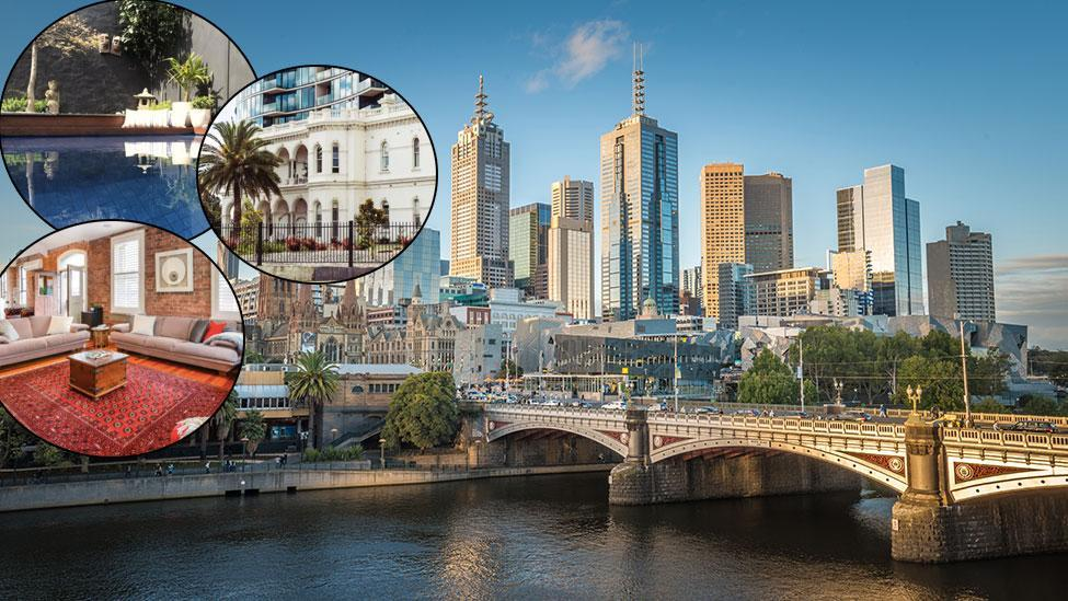The best Airbnbs in Melbourne