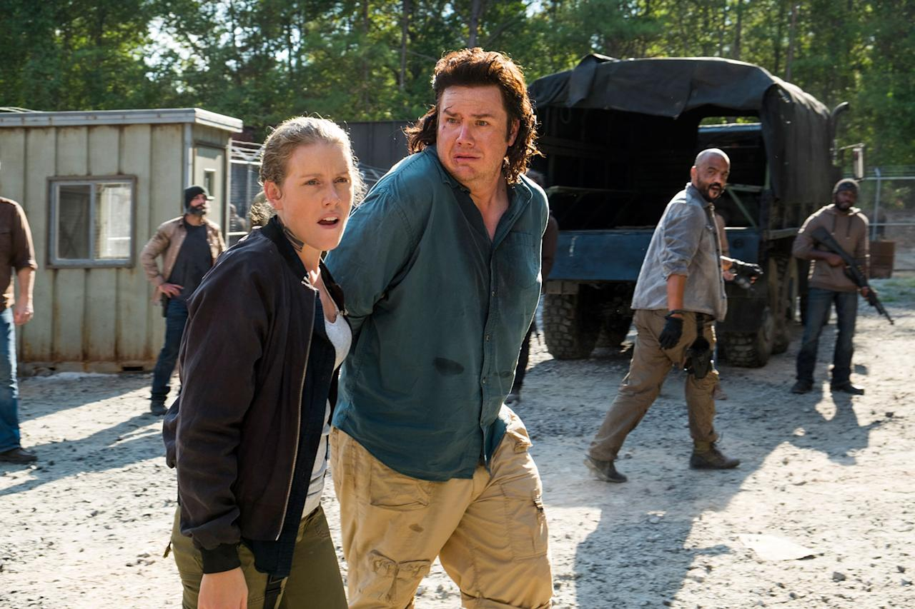 """<p>From Season 7, """"Hostiles and Calamities"""" episode<br />(Photo: AMC) </p>"""