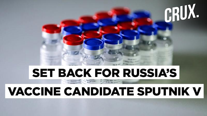India Rejects Proposal To Run Large Clinical Trials Of Sputnik V COVID-19 Vaccine