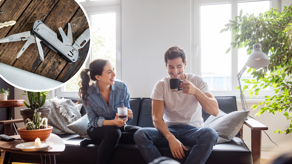 Leatherman is offering an Aussie millennial free rent for a year. (Source: Getty, Leatherman)