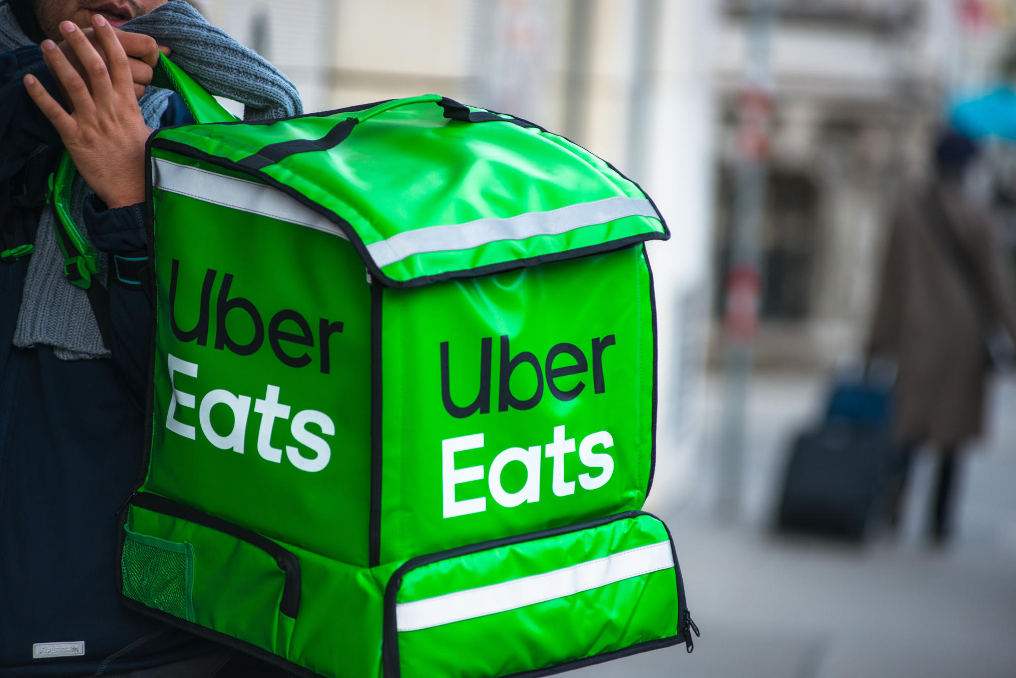 How an unauthorized Uber Eats listing caused chaos for this coffee shop