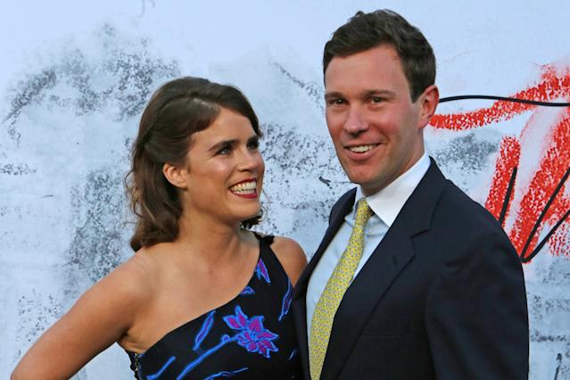 Princess Eugenie and Jack Brooksbank will get married on Oct. 12. (Photo: David M. Benett/Getty Images)