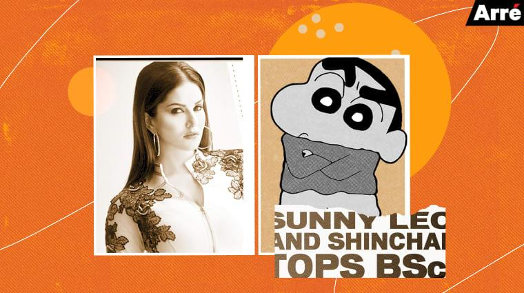 """Sunny Leone and Shin Chan """"Top"""" Colleges in West Bengal. Are Doraemon and Motu-Patlu Next?"""