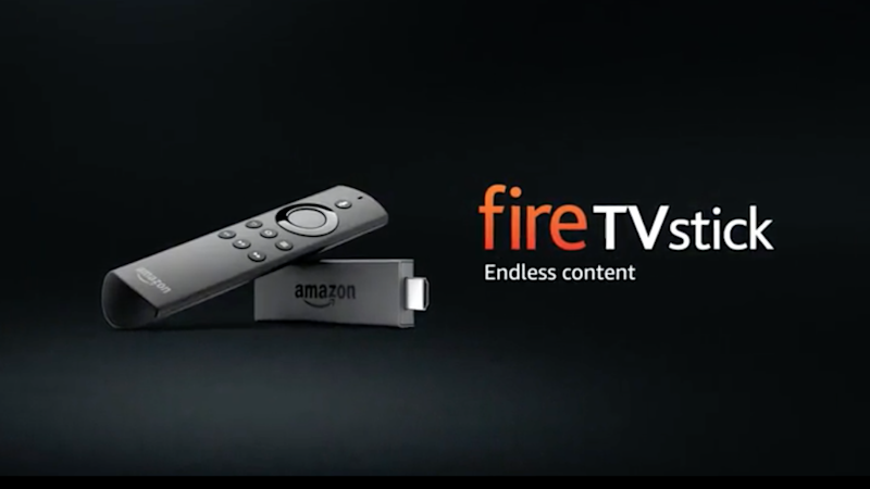 Amazon Fire TV Stick Launched in India for Rs 3999