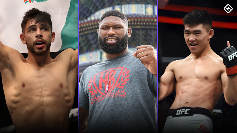Next Gen November: Profiling 17 emerging UFC fighters age 27 or younger