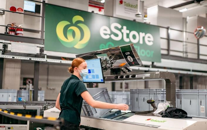 Woolworths has created a number of new jobs including a Stock & Systems Manager, who is responsible for the technology and inventory. Source: Woolworths