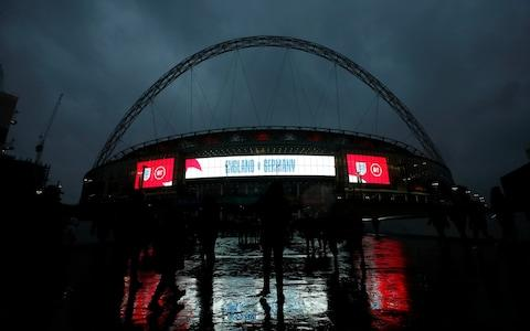 Wembley is ready for the big occasion - Credit: Reuters