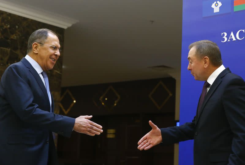Russian, Belarusian foreign ministers to hold talks in Moscow on Wednesday - Interfax