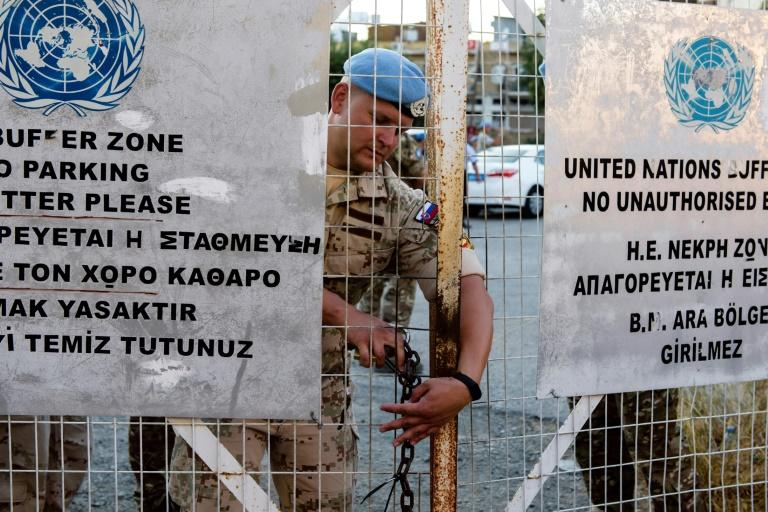 Turkey denies Cyprus troop withdrawal offer