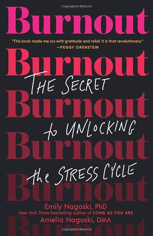 <p>Pick up <span>Burnout: The Secret to Unlocking the Stress Cycle</span> ($15, originally $17) for them. The title speaks for itself.</p>