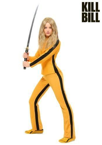 """<p><strong>Main Content</strong></p><p>halloweencostumes.com</p><p><strong>$19.99</strong></p><p><a href=""""https://go.redirectingat.com?id=74968X1596630&url=https%3A%2F%2Fwww.halloweencostumes.com%2Fbeatrix-kiddo-womens-costume.html&sref=https%3A%2F%2Fwww.goodhousekeeping.com%2Fholidays%2Fhalloween-ideas%2Fg28102891%2Fbadass-halloween-costumes-women%2F"""" rel=""""nofollow noopener"""" target=""""_blank"""" data-ylk=""""slk:Shop Now"""" class=""""link rapid-noclick-resp"""">Shop Now</a></p><p>If the katana didn't already give it away, The Bride is a total icon. Uma Thurman played the heroine in the two-part movie series directed by Quentin Tarantino, but you can totally pull off that yellow jumpsuit, too.</p>"""