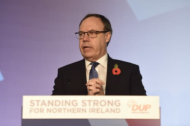 DUP conference 2019
