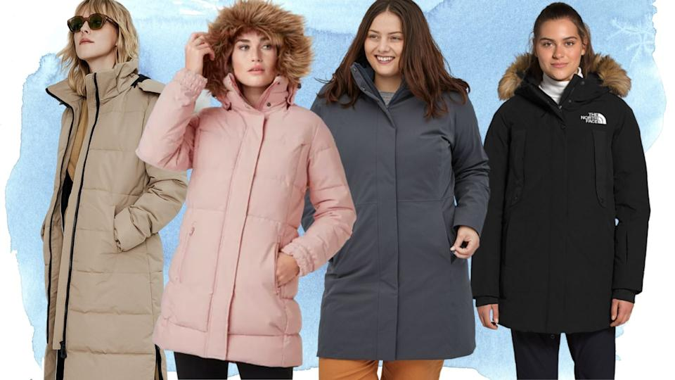 The best winter jackets to help you stay warm all winter long.