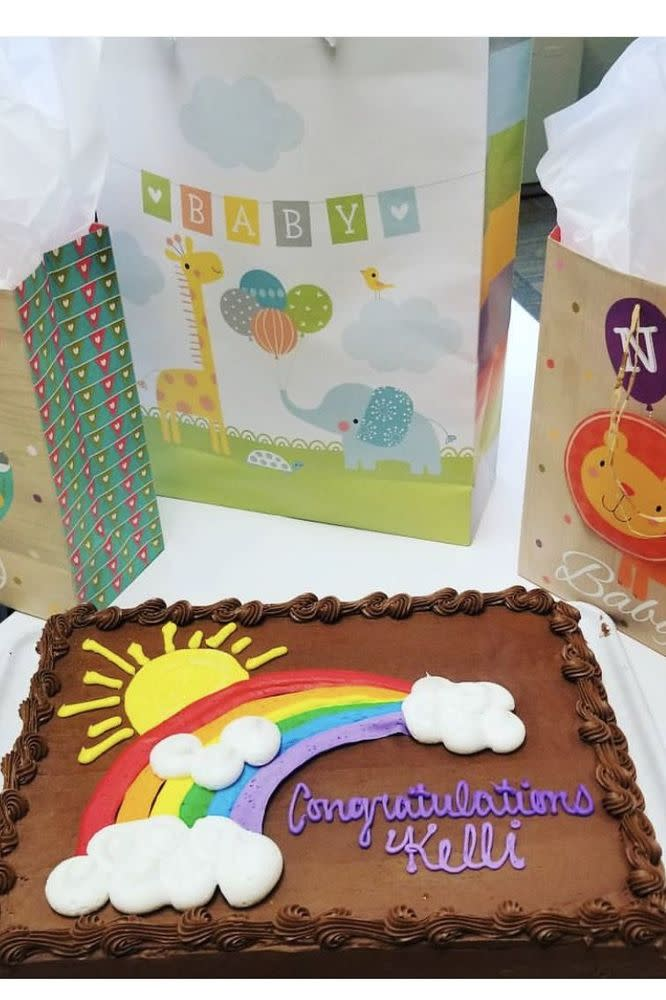 Of Course You Can Jazz Up Your Cake With Nearly Endless Personalization Options Simply Place An Order The Bakery And Customized Sheet Will