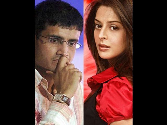 <p><strong>Nagma-Sourav Ganguly</strong><br /><br />There was a time when Sourav was not the young-angry-captain that India remembers. At that time, he was the hottest new star of Indian cricket and it was at this time when the stories of his affair with Bollywood actress Nagma started doing the rounds. Sourav was already married. As the media attention and speculation started affecting his career, he put an end to this relationship.</p>