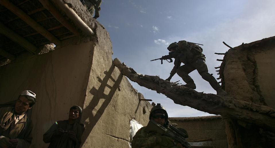 Australian soldiers have been accused of unlawful killings and inhumane treatment of detainees. Source: Getty Images