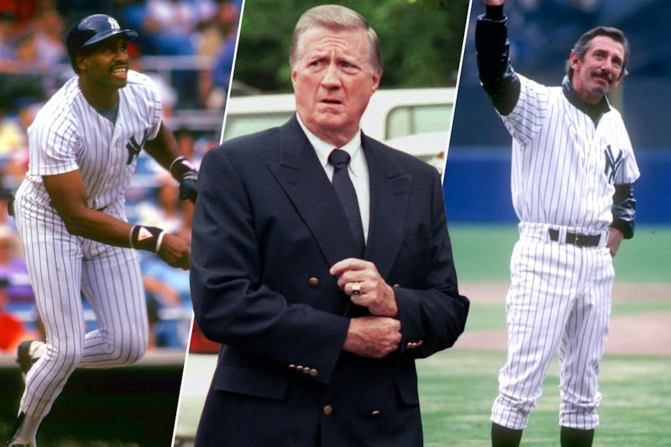 <p><strong>Billy Martin</strong><br>Martin's relationship with the longtime Yankees owner Steinbrenner was so hot and cold as manager, he was fired or forced to resign five separate times in the 1970s and '80s. Martin was consistently involved in altercations with Steinbrenner or his players.<br><br><strong>Dave Winfield</strong><br>Winfield played on some of those same Yankees teams in the '80s, and was under constant siege by Steinbrenner for his perceived lack of production given that he was MLB's highest-paid player. Steinbrenner was later suspended from all team management activities for reportedly paying a man to try to tarnish Winfield's reputation. The Yankees traded Winfield midway through the 1990 season. Despite playing most of his career for the Yankees, Winfield went into the Hall of Fame as a San Diego Padre, citing the animosity with Steinbrenner as the reason. </p>