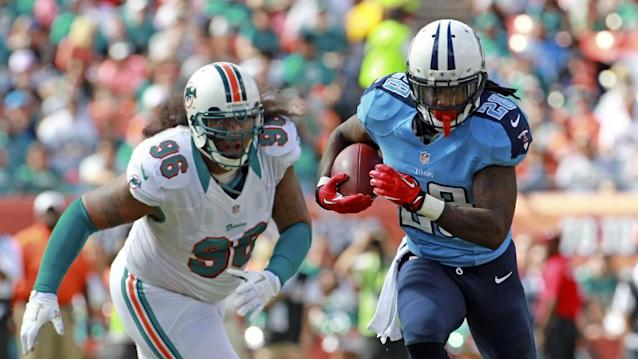 One night on South Beach cost ex-Titan Chris Johnson and teammates a combined $140,000