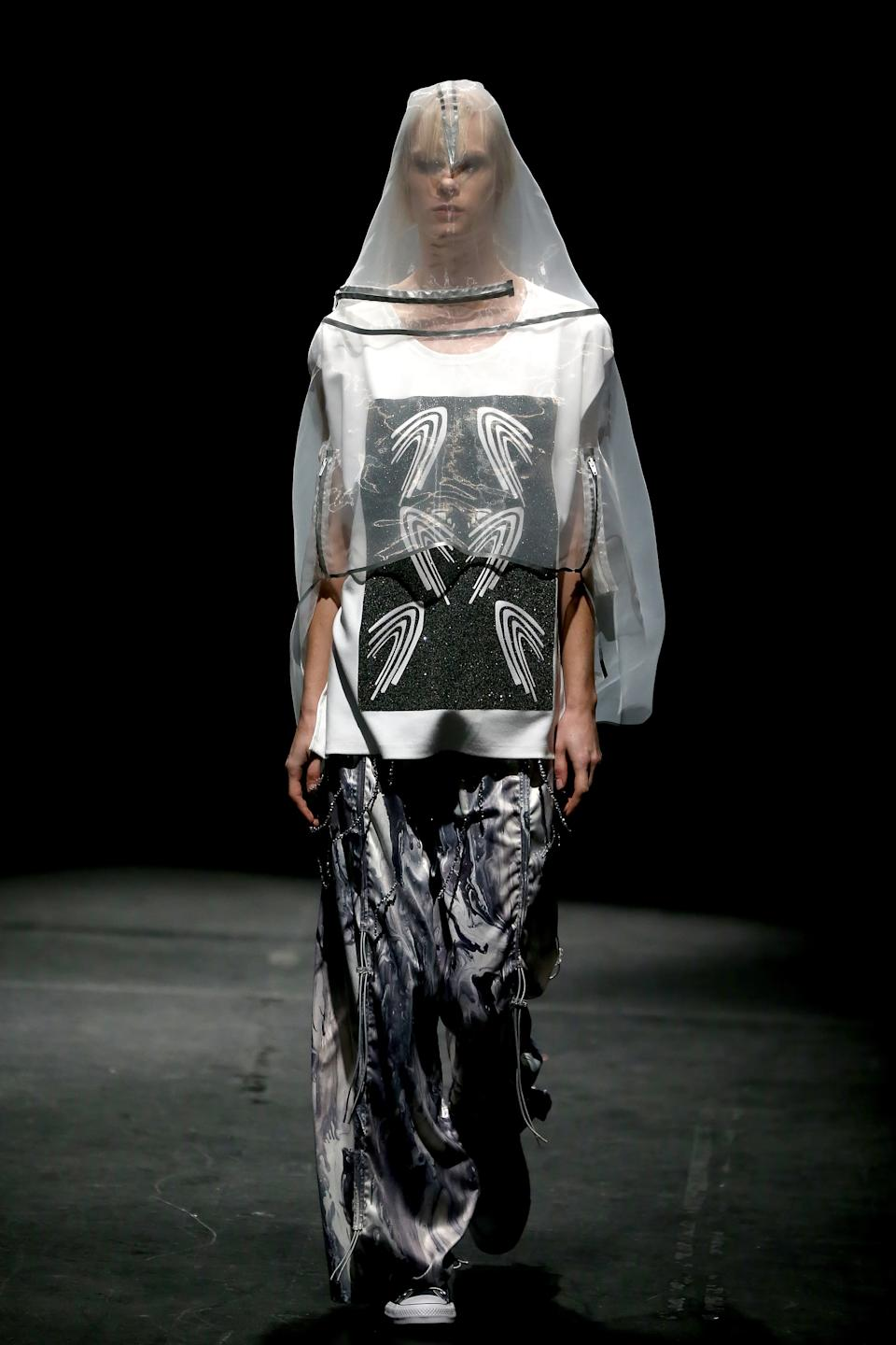 Rena Kok's 'To Be Continued...?' collection. (PHOTO: LASALLE College of Arts)