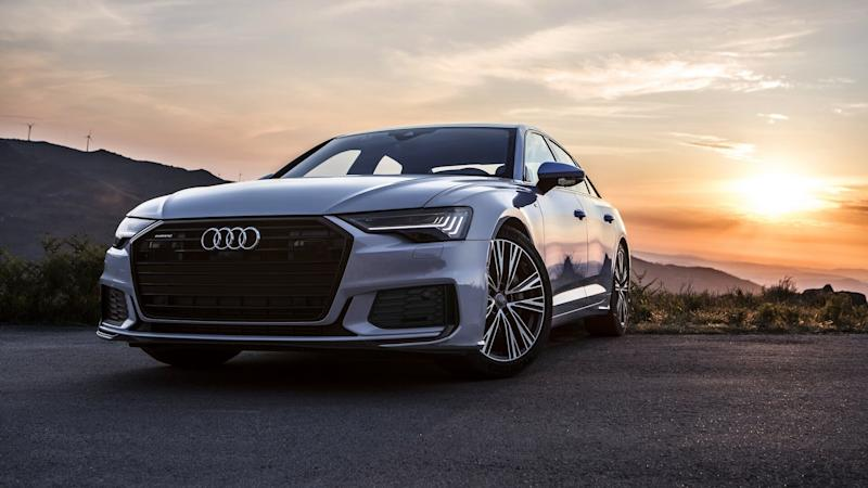 Audi A6 Beauty Shots Might Steer You Away From Buying A 5 Series