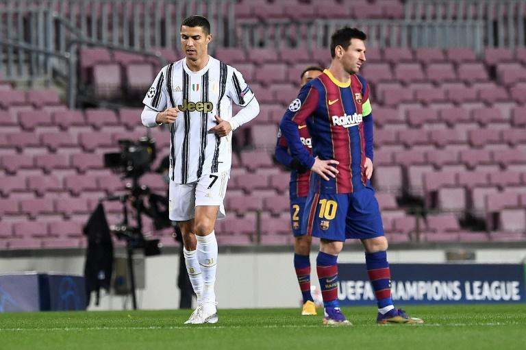 Cristiano Ronaldo and Lionel Messi. Is their era of dominating the Champions League definitively over?