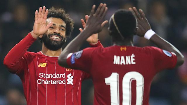 The governing body released a reduced 10-man shortlist for the 2019 award, with the Liverpool duo included alongside the Arsenal star
