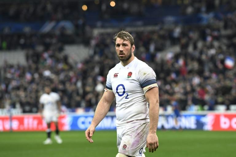 Chris Robshaw had been due to appear for the Barbarians against England