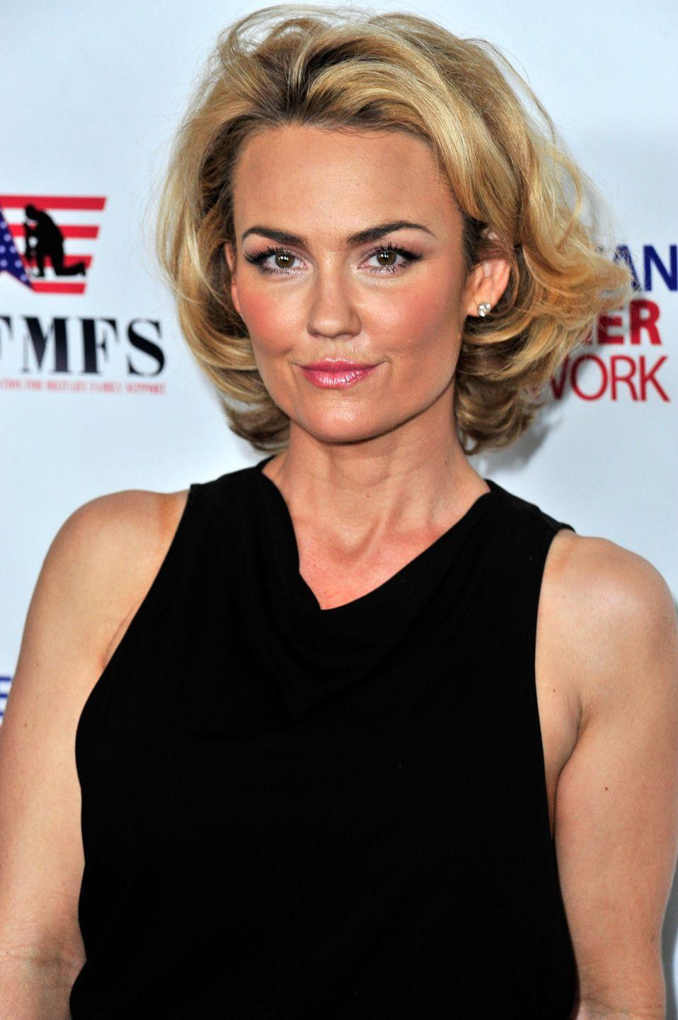 <p>After <em>Nip/Tuck</em> she played a madam on the <em>Melrose Place</em> reboot, but she hasn't appeared in many roles since 2013.</p>