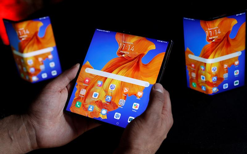 Huawei's phones have avoided sanctions from the NCSC - Peter Nicholls/Reuters