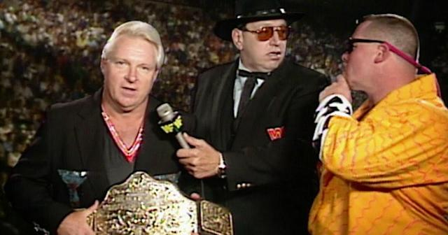 "Bobby Heenan reveals Ric Flair's ""real world championship"""