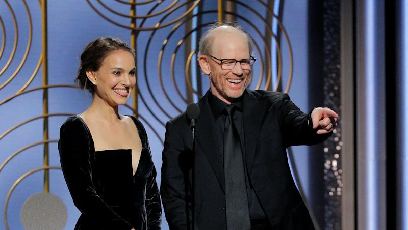 Natalie Portman's All-Male Directors Category Remark Prompts Quick Reaction