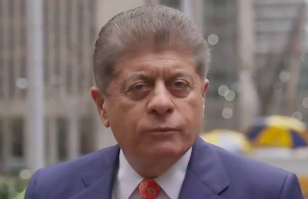 Fox News' Andrew Napolitano Says Mueller Report 'Might Be Enough to Prosecute' Trump