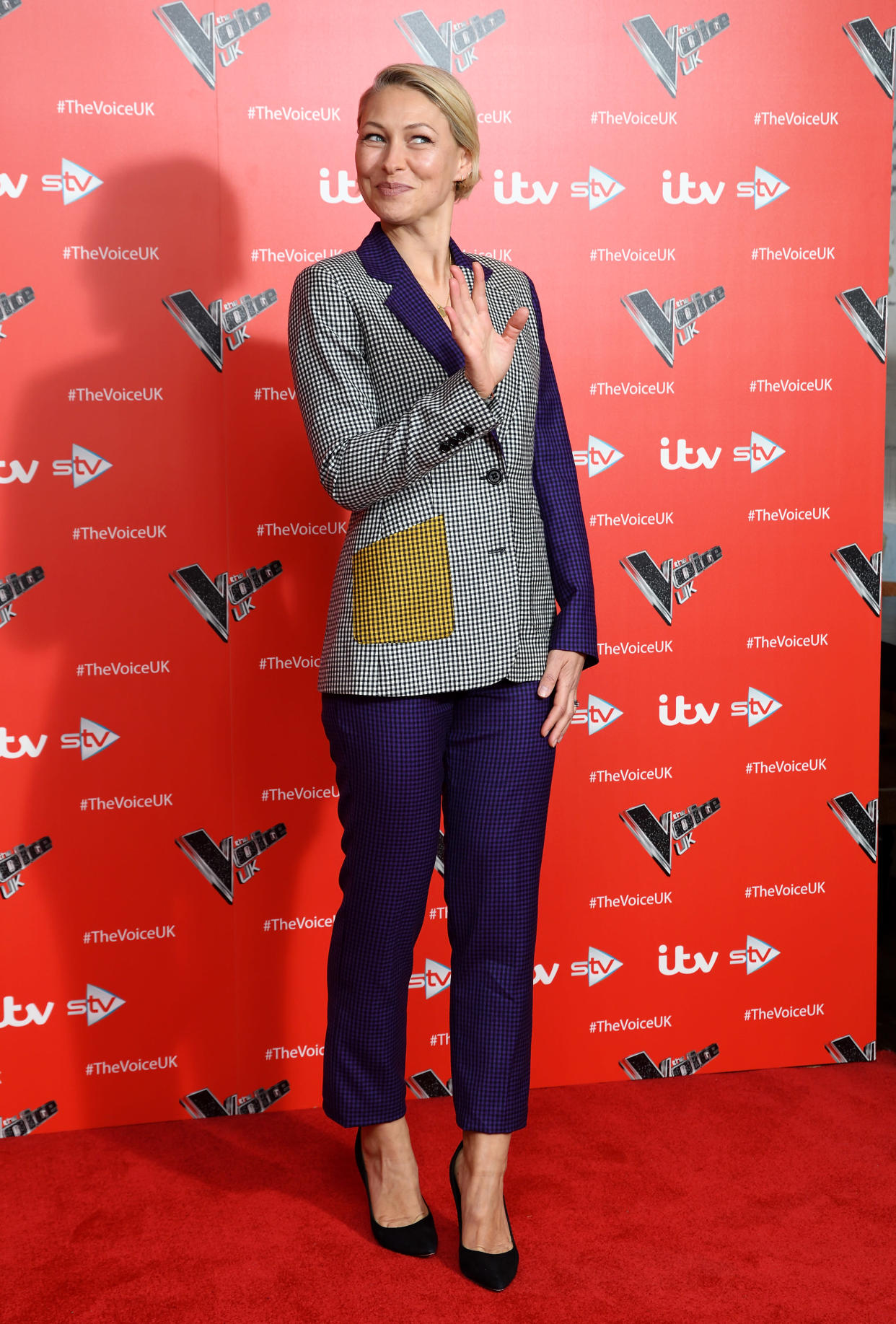 Emma Willis is often filming for other shows while 'Strictly' takes place. (Photo by Karwai Tang/WireImage)