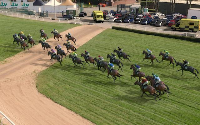 Virtual Grand National 2020: what is it, when is the race, and how can I have a bet? - ITV