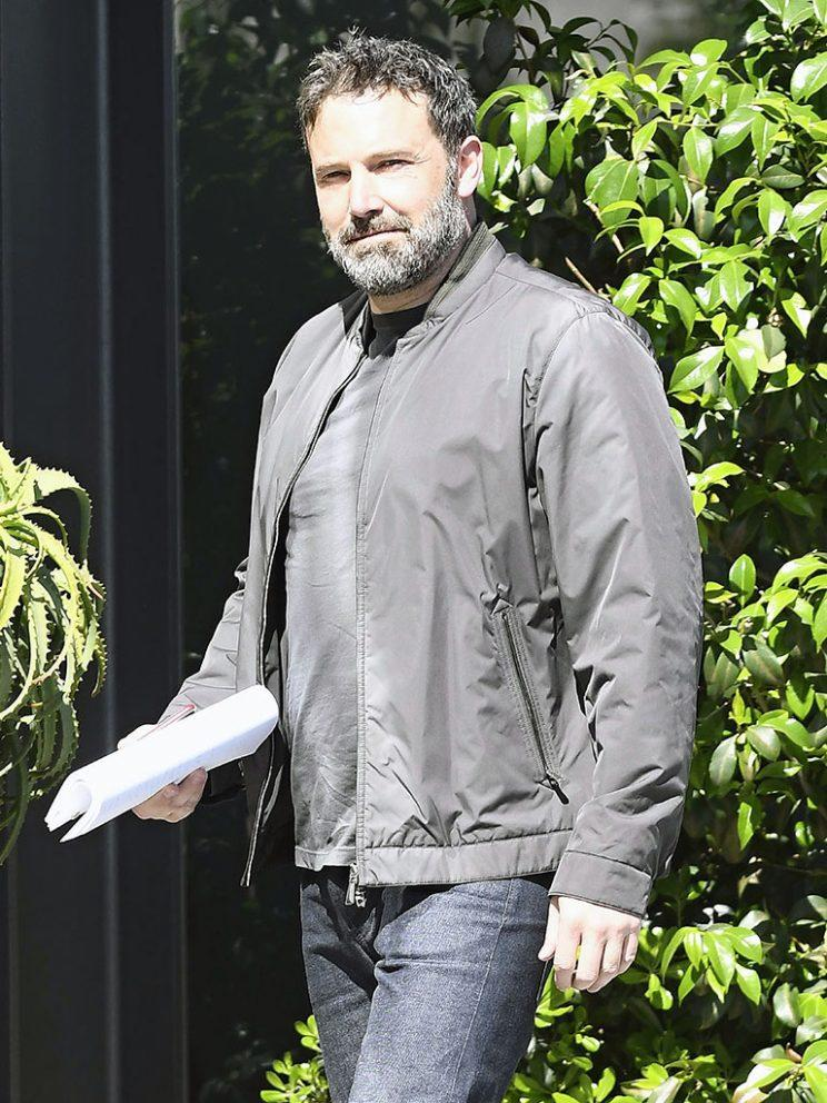 Ben Affleck moves out
