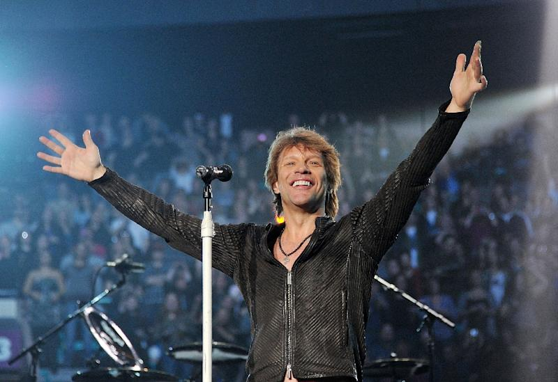 US rock group Bon Jovi was scheduled to play two shown in Beijing and Shanghai, but the performances were abruptly scrapped